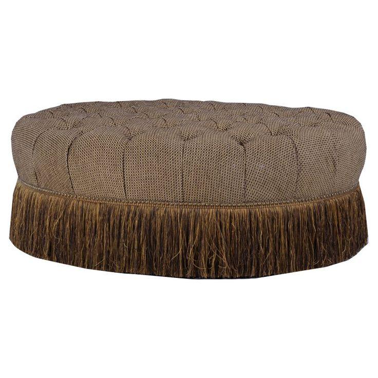 A.R.T. Furniture Giovanna Sable Cocktail Ottoman - 509504-5427AB