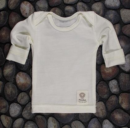 Long Sleeved T-Shirt 100% premium New Zealand merino wool