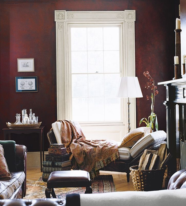 homey inspiration faux finish ideas. Ralph Lauren Paint  Antiqued Leather technique and trim around windows 28 best Faux Finishes images on Pinterest Painted furniture