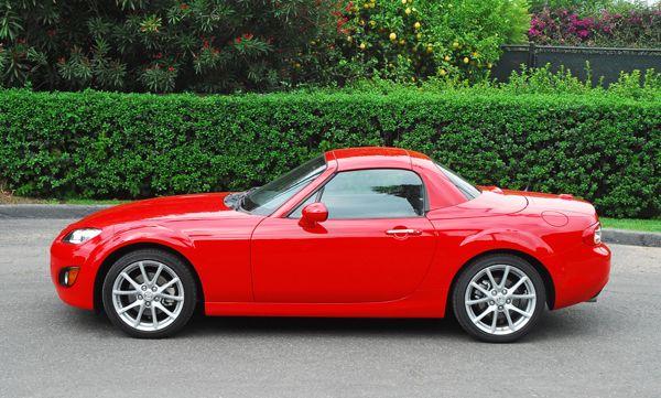 2010 Mazda MX-5 Miata Grand Touring