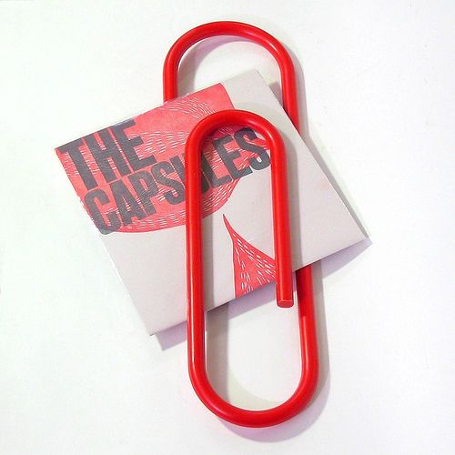 Giant Paperclip Magazine Rack - Vintage Syroco