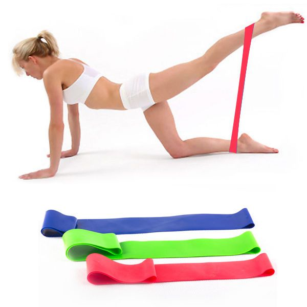 Exercise Bands Any Good: RitFit Resistance Loop Bands For Workout Exercise Pilates