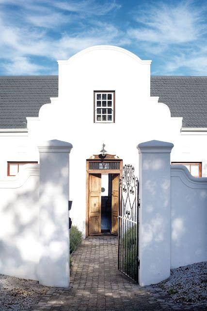 Dutch Cape home