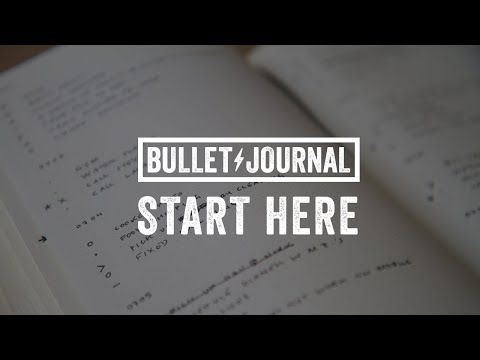 The Bullet Journal: How to Organize Your Entire Life in a Notebook : https://www.marthastewart.com/1506025/bullet-journal-how-organize-your-entire-life-notebook?utm_campaign=msl_trueanthem&utm_content=5a7cf9a79ebbef00072aa83f_evg&utm_medium=social&utm_source=facebook