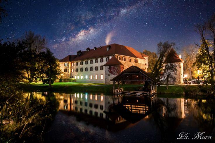 Otocec Castle by Stefano Marsi on 500px