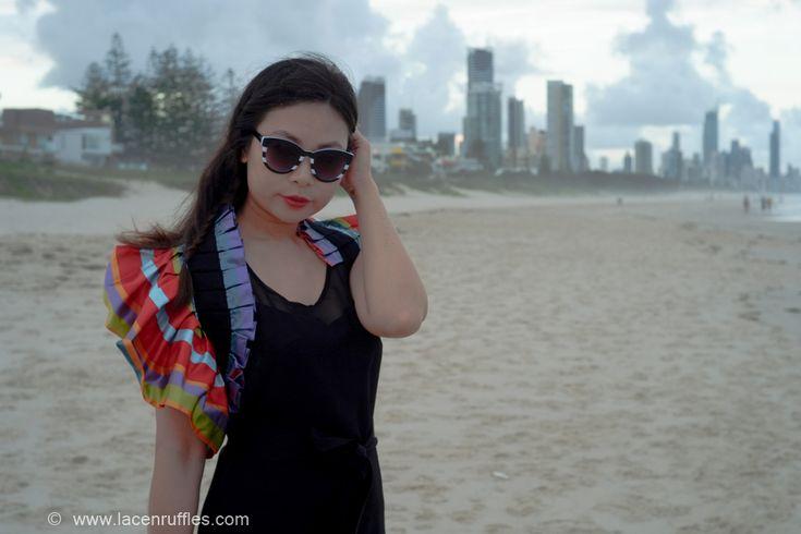Meet Me At Copacabana: Lace n Ruffles Style