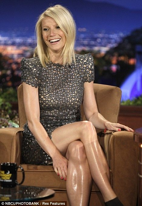 "Gwyneth Paltrow Describes Her Son As A ""Sensitive Thug"""