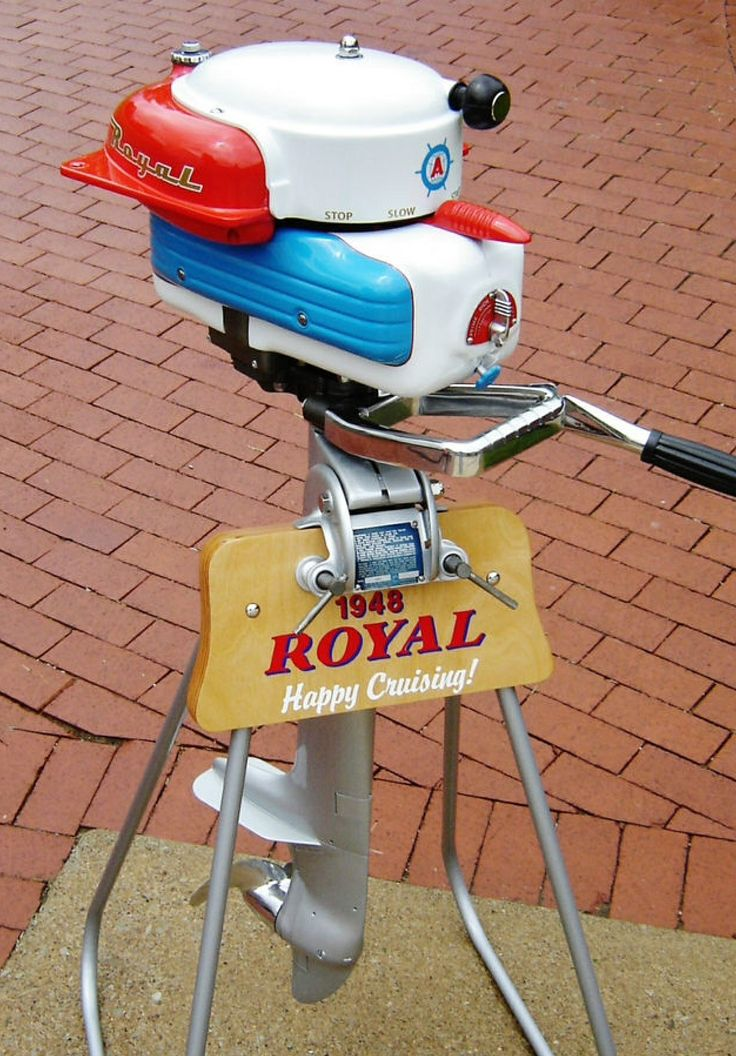 Royal Outboard Outboard Pinterest
