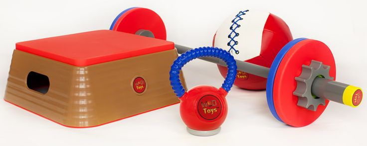 WOD Toys -This is the greatest thing I've seen all day!!!  My kids need this for Christmas!!!!!