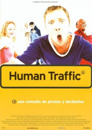 """Human Traffic (1999) """"I SAID NICE ONE BRUUUUVAAA."""" Such a epic film of the 90's, describes the rave/ acid house scene and english culture down to a absolute T. John Simm in this is so excellent as is Danny Dyer (guilty, he is unreal!) as the usual british Lad stereotypes, Living for the weekend. A Must see! Recommend."""