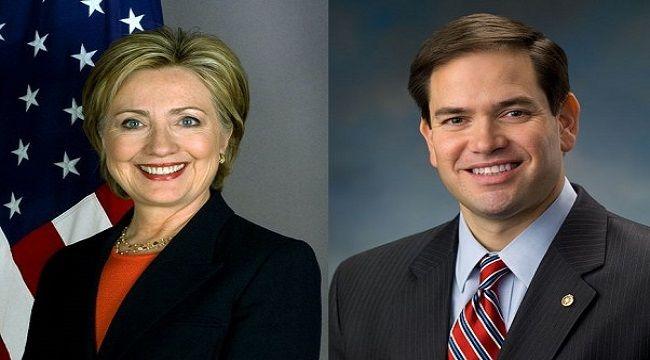 Marco Rubio can stop Hillary Clinton