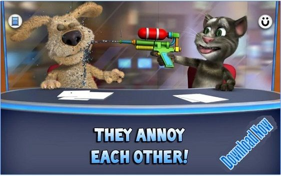 Talking Tom and Ben News APK Free Download - Download Android Apps, Games and Tips