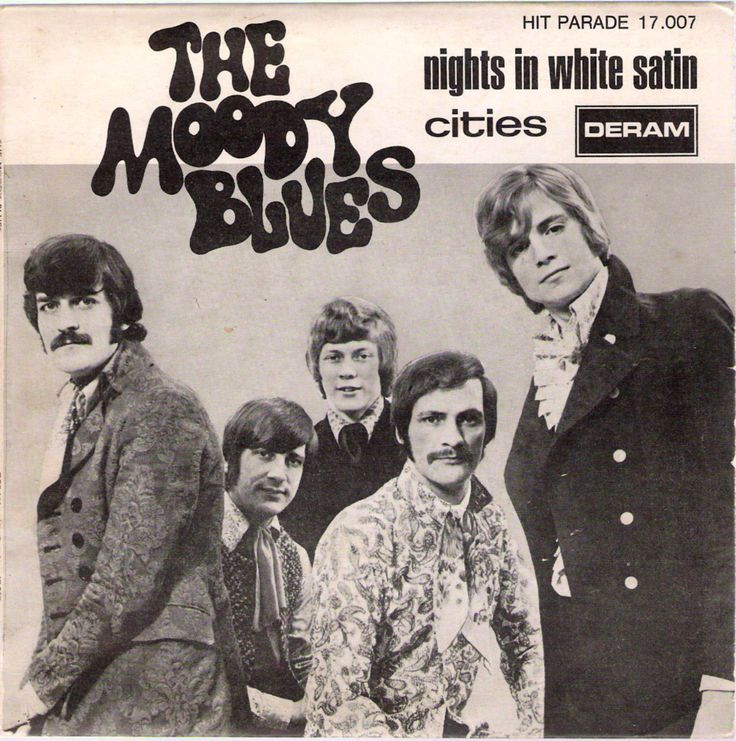 Moody Blues - Nights in white satin - 1967
