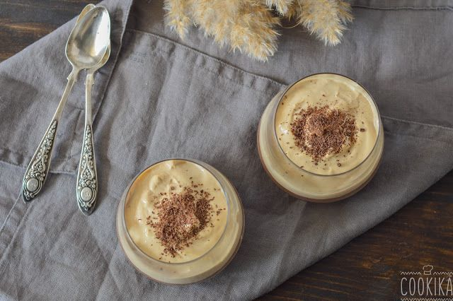 Chocolate & Peanut Butter Mousse