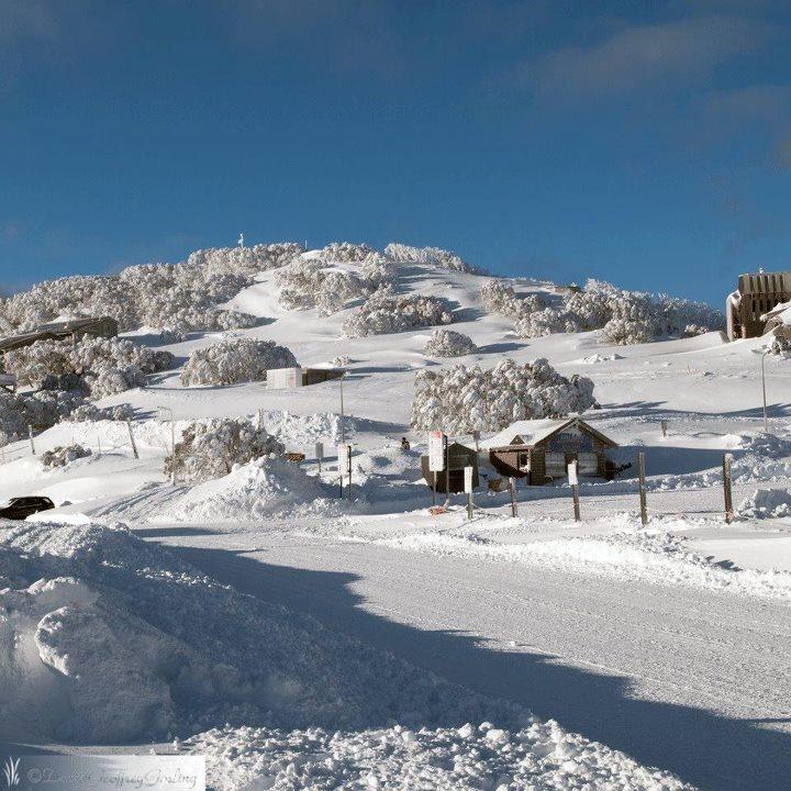 Mt Hotham - Victoria - Australia - Winter 2012