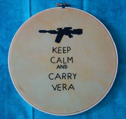Firefly - Keep Calm embroidery: Embroidery Fun, Calm Embroidery, Cross Stich, Wibbly Wobbly Timey Wimey, Firefly Serenity Nathan Castle, Firefly Hoop, Embroidered Art, Geeky Stuffz, Crafts