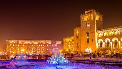 It's Still Christmas in Armenia The holiday celebrations continue through January 13. Here's what to cook to keep the festivities going.