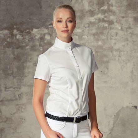 B Vertigo Vienna Women's Short Sleeved Competition Shirt