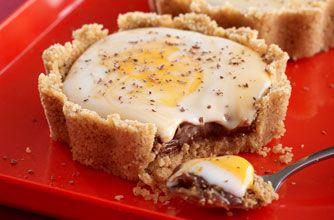 Cadbury Creme Egg chocolate tarts recipe - goodtoknow