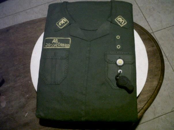 torta policia