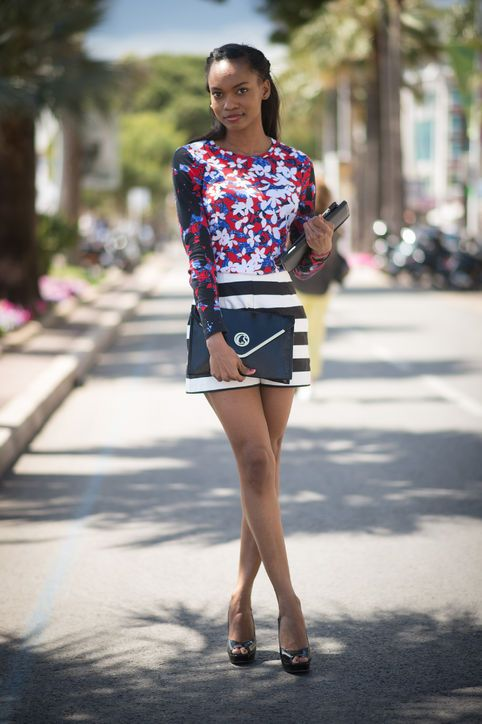 Lessons in Layering: 5 Memorial Day Outfit Ideas, Inspired by Street Style at Cannes