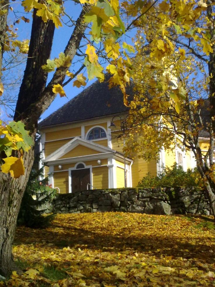 Nurmijärvi Church, Finland