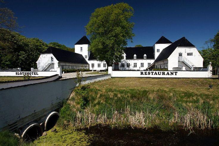Gammel Estrup castle petit Vraa
