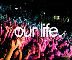''It's our life. It's now or never..''