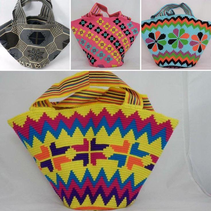 788 besten Crochet bags Bilder auf Pinterest | Gehäkelte taschen ...