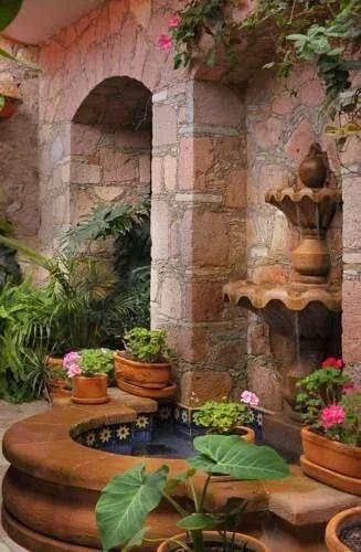 Foto: Casa Estrella de la Valenciana San Miguel de Allende #mexico