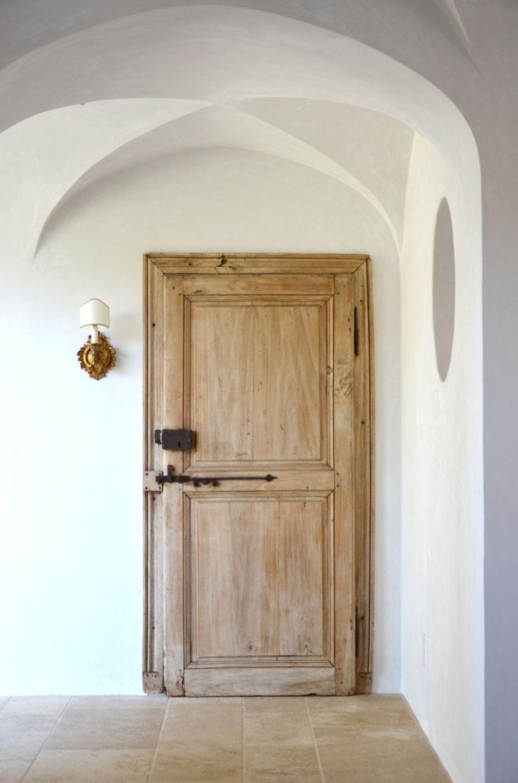 Las 25 mejores ideas sobre puertas de garaje de madera en - Puertas de garaje de madera ...