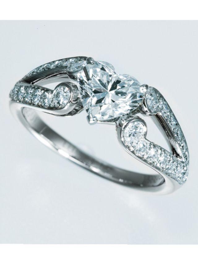 カルティエ(Cartier) 銀座2丁目 ブティック写真・フォトギャラリー ... カルティエ(Cartier) スウィートで華やかなハートシェイプは花嫁の永遠の憧れ