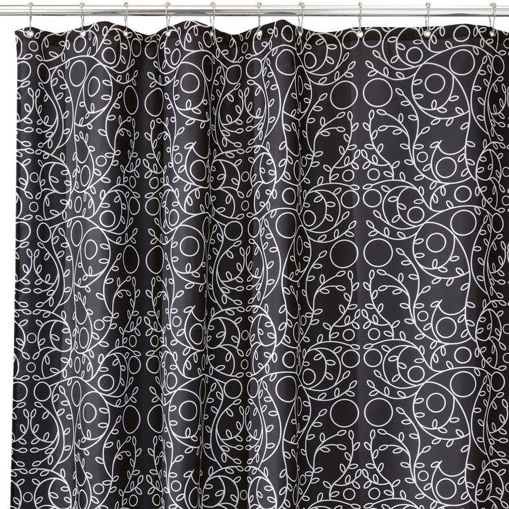 11 best Shower curtains images on Pinterest | Bathroom ideas ...