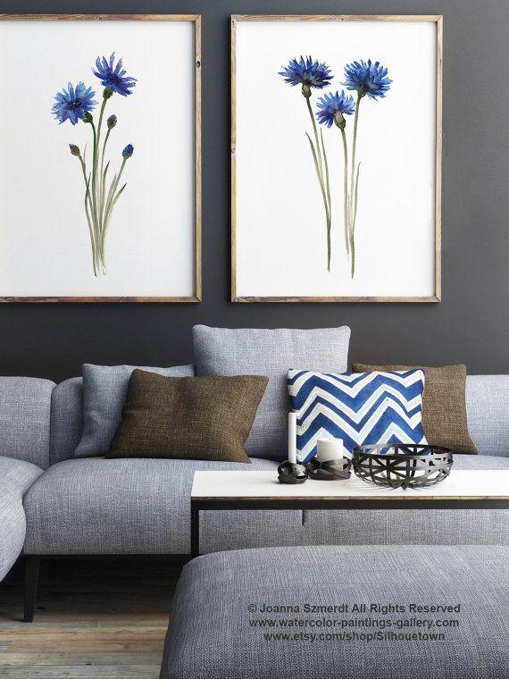 Die besten 25+ Blumen wanddekor Ideen auf Pinterest Recycling - provokatives lila design schlafzimmer