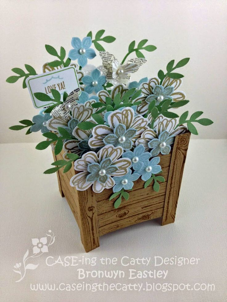 addINKtive designs: CASEing the Catty Blog Hop - Mother's Day