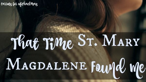 """""""But I don't have a patron saint,""""I thought to myself. It was the first night of my lenten retreat and we were encouraged to ask for our patron saint's intercession for the weekend. In the past fe..."""