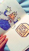 Podesłała Maja Bużycka #zniszcztendziennikwszedzie #zniszcztendziennik #kerismith #wreckthisjournal #book #ksiazka #KreatywnaDestrukcja #DIY