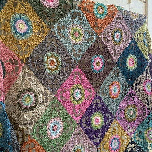 Más tamaños | So many projects, and so little time.. #crochetblanket | Flickr: ¡Intercambio de fotos!