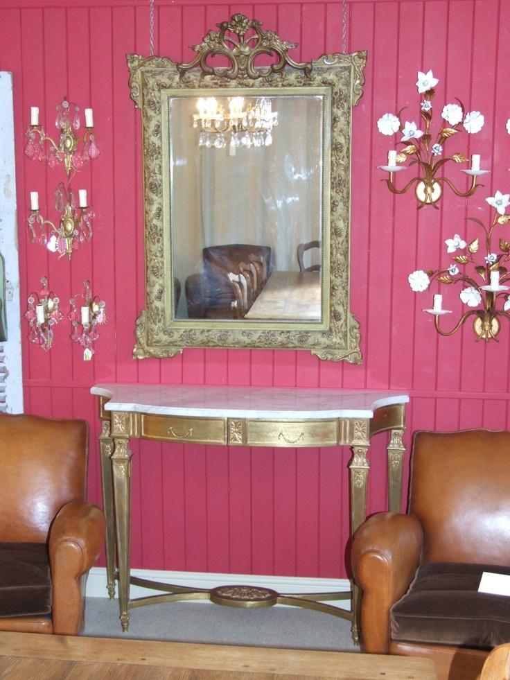 19 best Antique & Vintage Mirrors @ La Belle Étoffe images on ...