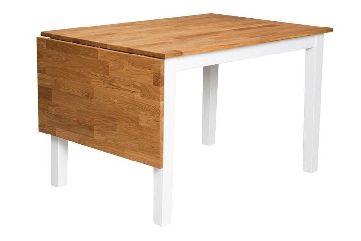Köp Anja Klaffbord 120x80+45 hos Chilli. Hos oss får du hög kvalitet till bra pris. Handla fraktfritt med snabb leverans direkt till dörren - Välkommen!