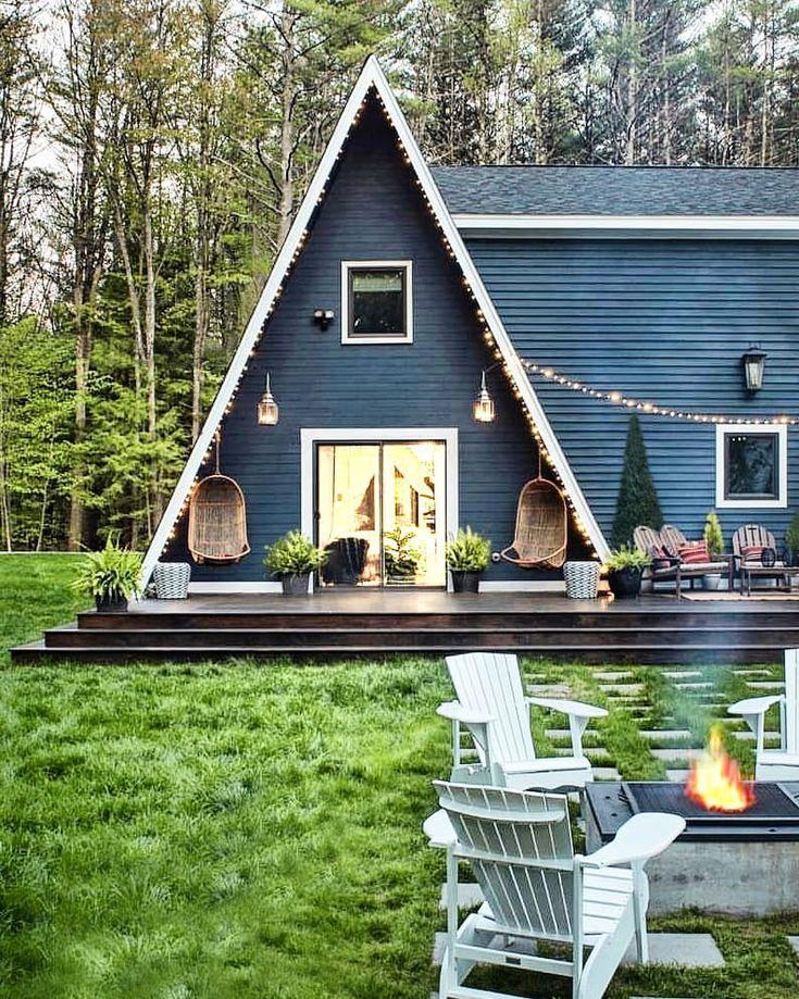 домики для гостей в разных стилях фото перевернуть