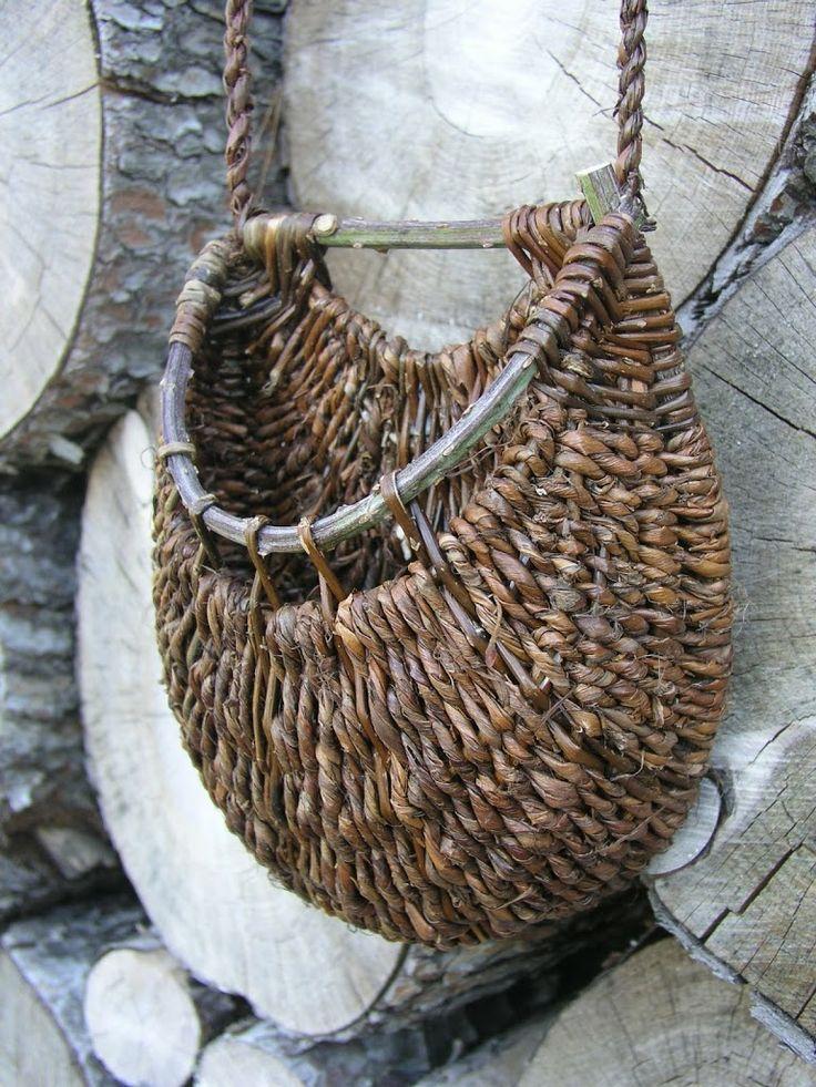 Willow Basket Weaving Somerset : Best pileflet images on basket weaving baskets and willow