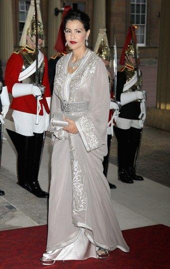Princess Lalla Meryem of Morocco Picture: GETTY