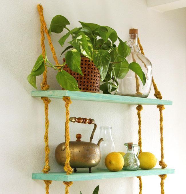 полка-этажерка для цветов