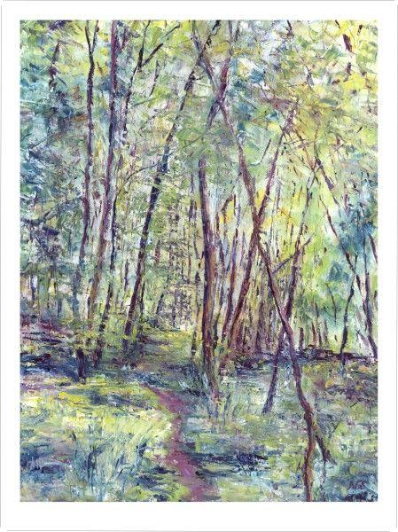 'Woods in May' www.niamhslack.com