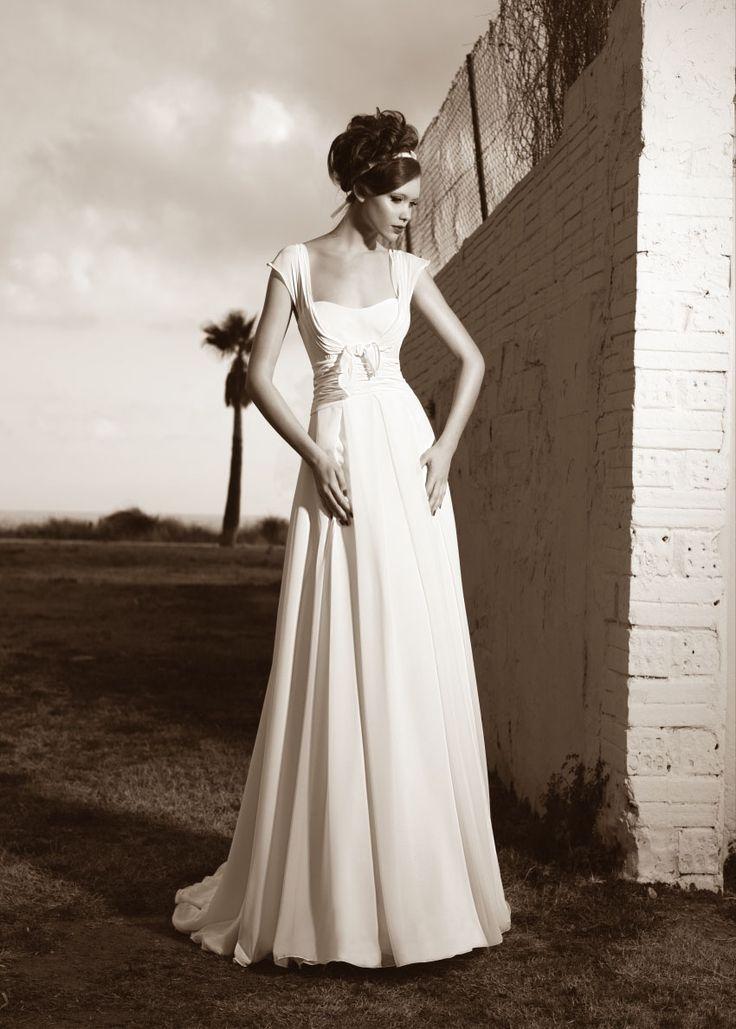 ROBE DE MARIEE KABIL Créateurs Vente robes et accessoires de mariée Marseille - Sonia. B