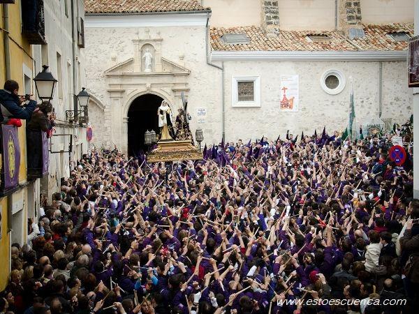 El Sentimiento es lo que Cuenta_estoescuenca_Semana Santa Cuenca | Estoescuenca.com