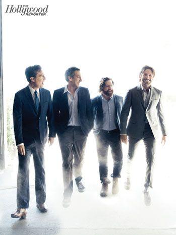 Ed Helms, Todd Phillips, Zach Galifianakis, Bradley Cooper