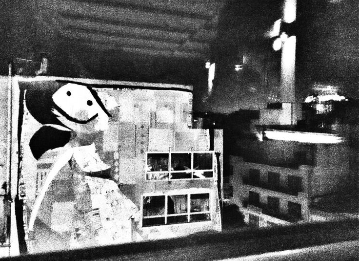 View from a window. #monastiraki #streetart