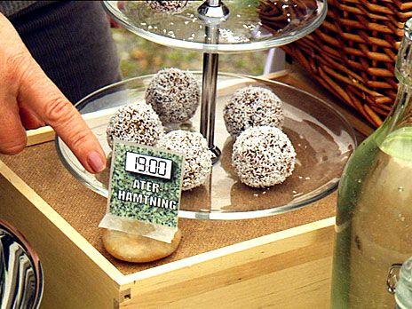 Kokosbollar utan socker | Recept.nu